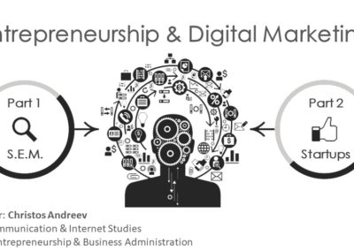 Entrepreneurship and Digital Marketing