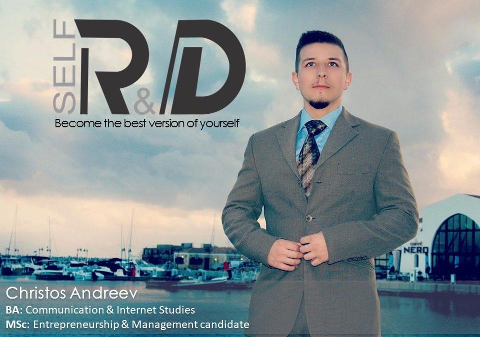 Self R&D Business Idea Pitch