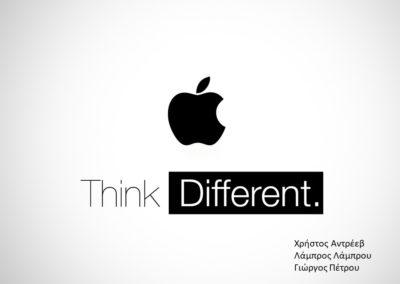 Apple Consumer Behavior