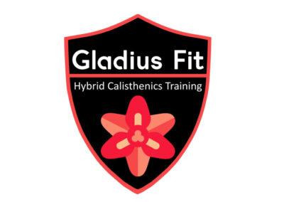 Gladius Fit logo design